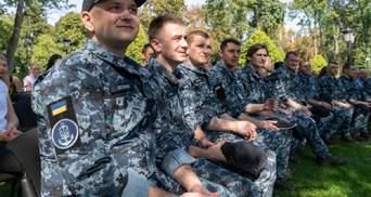 Звільненим з полону українським морякам надали статус УБД