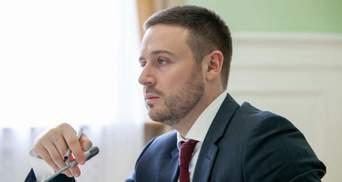 Кличко звільнив свого заступника Слончака після скандалу