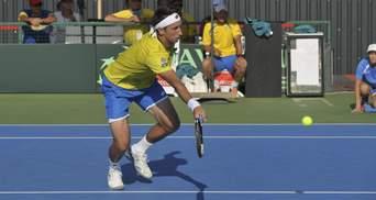 Найкращий тенісист України може завершити кар'єру через коронавірус