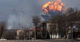 Чумак отрицает версию о минировании склада боеприпасов в Балаклее