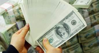 Госдолг Украины за месяц снизился на 3 миллиарда долларов