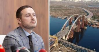 Скандал с заместителем председателя КГГА, строительство Подольского моста – Гуд найт Юкрейн