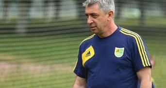 Договірні матчі в України: відомий тренер, якого підозрюють в участі, розповів свою версію