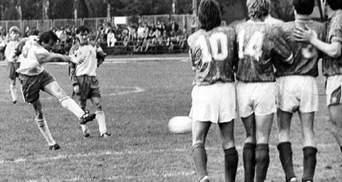 29 років тому збірна України з футболу зіграла свій перший матч в історії: ретро відео