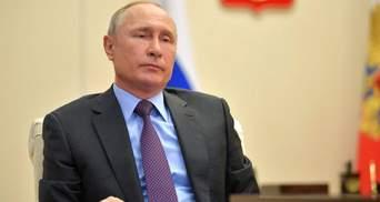 Він став непотрібним: чому падає рейтинг Путіна