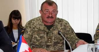 На оккупированном Донбассе уже более 400 случаев COVID-19, – командующий ООС Кравченко