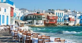 Греція розпочне туристичний сезон у липні
