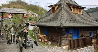 Російський конвой військових медиків не впустили в Боснію та Герцоговину: що відомо
