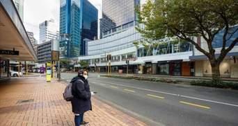 Коронавірус відступає: у Новій Зеландії жодного нового випадку за добу
