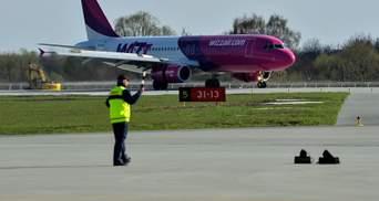Wizz Air объяснил, почему в разгар пандемии откроет базу во Львове