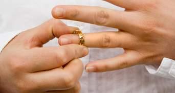 Найкоротший шлюб: пара розлучилася через 3 хвилини після весілля