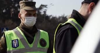 Сколько работников Нацполиции заразились коронавирусом