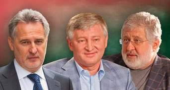 Коломойский – инженер, а Пинчук – металлург: кто по специальности украинские олигархи