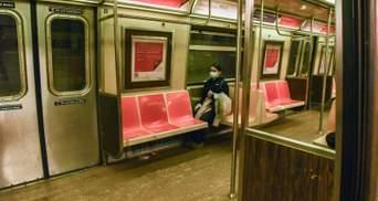 В Нью-Йорке впервые в истории планово закрыли метро: подробности
