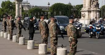 Во Франции простились с погибшим украинским легионером Дмитрием Мартынюком: фото