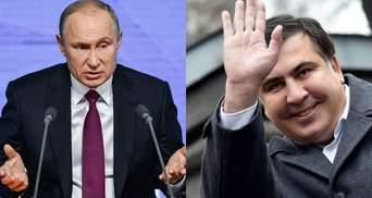 Это серьезный сигнал Путину, – Деканоидзе о назначении Саакашвили в Украине
