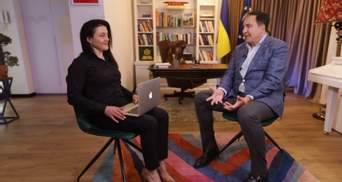 Откат в реформах: что об этом думает Саакашвили и считает ли причастным Зеленского