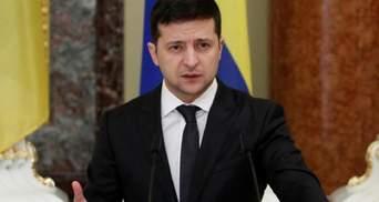 Зеленський звернувся до українців з нагоди 9 травня: що говорив президент
