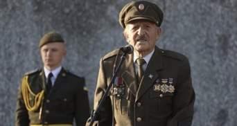 Помер Олесь Гуменюк – 94-річний ветеран УПА