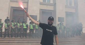 """""""Экс-азовец"""" Кравченко обвинил Белецкого в отмывании партийных денег: детали"""