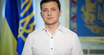 Зеленский обратился к украинцам: о чем говорил президент