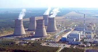 Украинские АЭС производят рекордно мало энергии за последние 5 лет