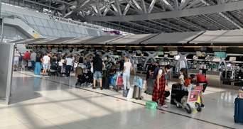 З Таїланду повертаються 269 українців: про стан здоров'я нічого невідомо