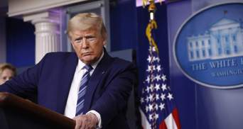 Суд змусив Білий дім надати листи Трампа щодо військової допомоги Україні