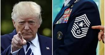 Супер-дупер ракета – нова надпотужна зброя США: кумедна заява Трампа і реакція соцмереж