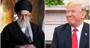 Хаменеї обізвав Трампа нелогічним негідником і заявив, що США з регіону виженуть