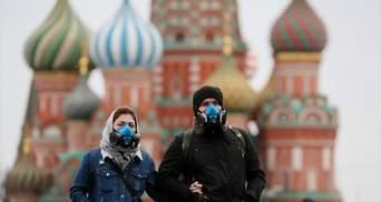 Реальная смертность от коронавируса в России, или Проепидемичная политика