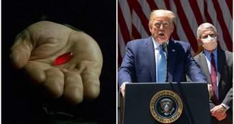 Ви будете здивовані, – Трамп назвав ліки, які приймає, щоб не захворіти на COVID-19