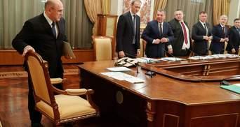 Мішустін вилікувався від коронавірусу та знову став прем'єр-міністром Росії