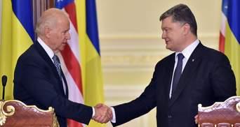 """В сеть слили """"пленки Порошенко"""": на них – разговоры с Байденом и Керри об отставке Шокина"""