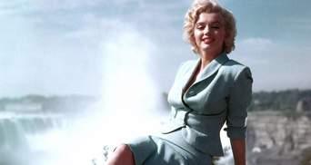 Как Мэрилин Монро готовилась к съемкам: сеть покорило архивное фото звезды