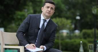 Языковой вопрос в Украине искусственный, – Зеленский собирается разобраться с квотами на ТВ