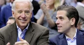 Сенат США розслідуватиме роботу Байдена-молодшого в Україні
