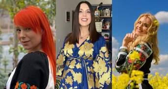 День вышиванки: как украинские звезды поздравляют с праздником