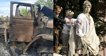 Головні новини 21 травня: обстріл вантажівки з військовими, День вишиванки
