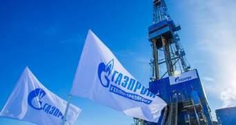 """Найгірший рік в історії """"Газпрому"""", або Тягар на плечах Росії"""