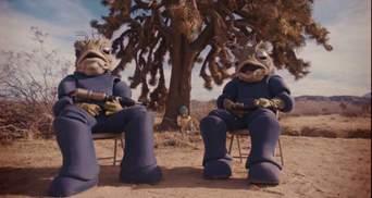 Міхалок і гурт Drezden показали інопланетян та паралельні світи: новий вражаючий відеокліп
