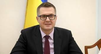 Никакого бизнеса, только служба: в СБУ ответили на обвинения Баканова
