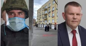 Главные новости за 23 мая: смерть депутата Давиденко, арест стрелка, стычки у Медведчука.
