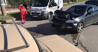 """Водій """"Запорожця"""" помер за кермом і скоїв ДТП на Запоріжжі: деталі незвичної аварії"""
