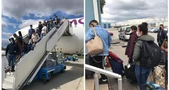 В Украину прибыли более 600 украинцев из Барбадоса и Турции: что известно