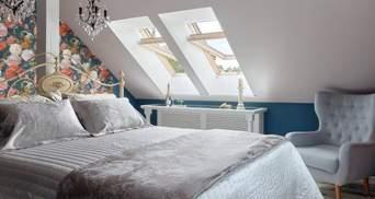 Мансардний поверх у будинку: секрети облаштування кімнати під дахом
