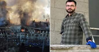 Пожар в колледже на Троицкой: активисты защищают арестованного Андрея Хаецкого – подробности