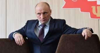"""1 гривна за """"бандита"""": мэр Черкасс подал иск против Зеленского"""