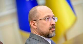 План сформируем немедленно после освобождения, – Шмыгаль про децентрализацию и Крым