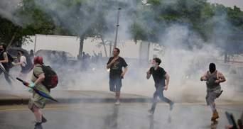 Беспредел полиции: в США вспыхнули протесты после убийства афроамериканца – видео